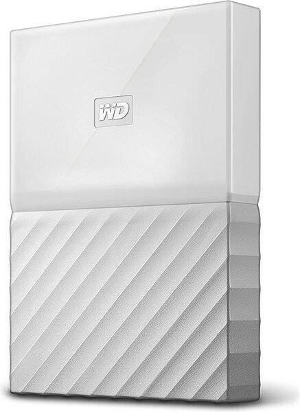 WD My Passport 2.5'' 1TB USB 3.0 White
