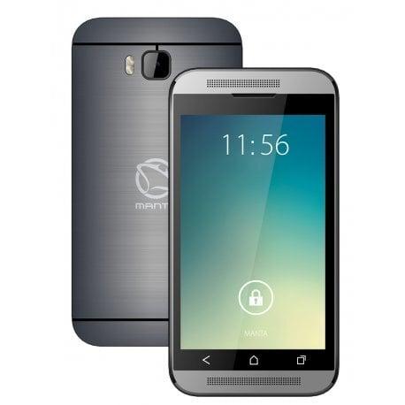MANTA TEL4092N Pelēks cena un informācija | Mobilie telefoni | 220.lv