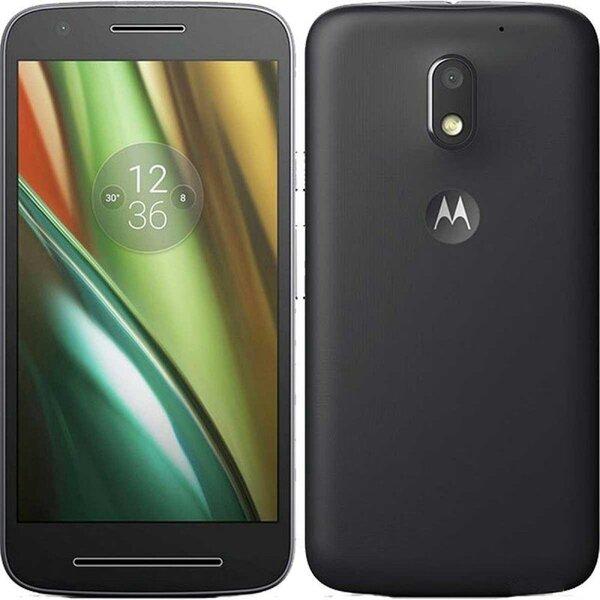 Motorola Moto E3 (XT1700) Melns cena un informācija | Mobilie telefoni | 220.lv