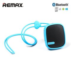 Skaļrunis Remax RB-X2MI / Bluetooth 3.0 + FM radio + microSD Zils cena un informācija | Citi aksesuāri | 220.lv