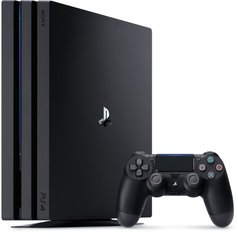PlayStation4 Pro 1TB A Chassis Black/EAS цена и информация | Datoru komponentes | 220.lv
