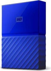 """WD My Passport 2.5"""" 3TB USB 3.0 Blue"""