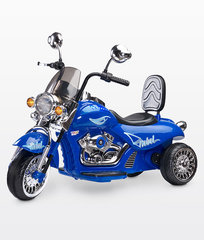 Электрический мотоцикл Caratero Rebel,синий