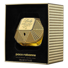 Parfimērijas ūdens Paco Rabanne Lady Million Collector's Edition edp 80 ml