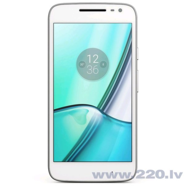 Motorola Moto G4 Play 16GB DUAL LTE White (Белый) цена и информация | Mobilie telefoni | 220.lv