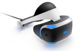 Sony Playstation 4 Virtuālās realitātes brilles