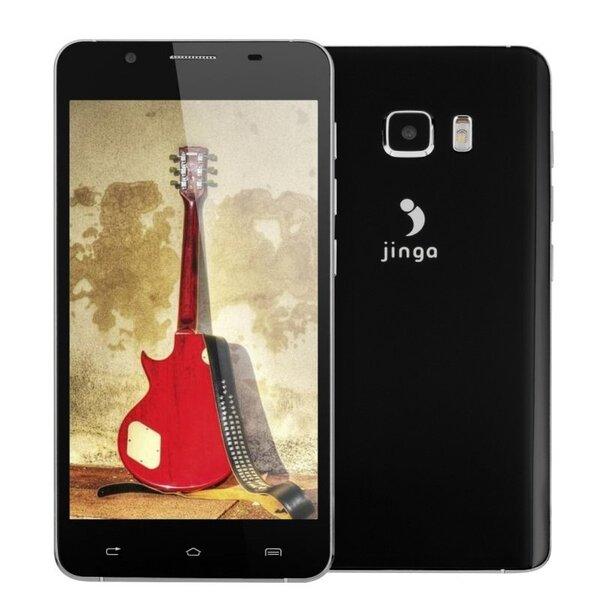 Jinga L500 Basco DUAL Black (Чёрный) цена и информация | Mobilie telefoni | 220.lv