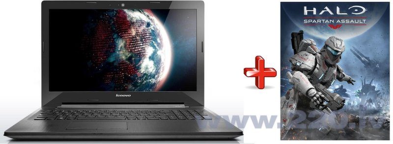 Lenovo IdeaPad IdeaPad 300 (80Q701E-3RI) + HALO: Spartan assault (Windows 8.1) цена и информация | Portatīvie datori | 220.lv