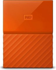 "WD My Passport 2.5"" 1TB USB 3.0 Orange"