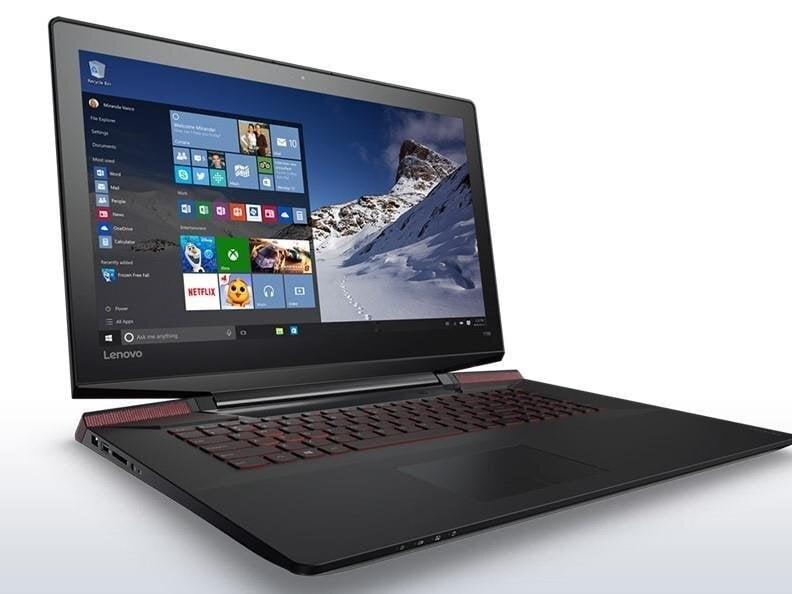 Lenovo Y700 Y700-15ISK (80NV00UUPB) cena un informācija | Portatīvie datori | 220.lv