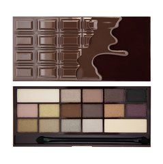 Acu ēnu palete Makeup Revolution London I Love Makeup Death By Chocolate 22 g