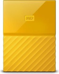 WD My Passport 2.5'' 3TB USB 3.0 Yellow