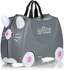 Bērnu koferis Trunki Benny Cat cena un informācija | Bērnu aksesuāri | 220.lv
