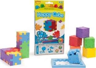 Puzle Happy Cubes: Happy Cube, 6 daļas, LT, LV, EE