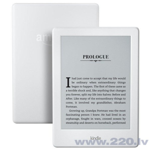 Amazon Kindle 8 Touch WiFi 6'', Белый