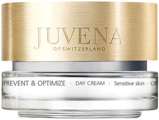 Krēms jutīgai ādai Juvena Prevent & Optimize Day Cream Sensitive 50 ml