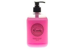 Šķidrās roku ziepes Hand Soap (Candy) 500 ml