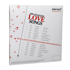 "Vinilplate ""Love songs the collection"""