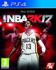 NBA 2K17, PlayStation 4