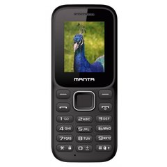 Manta Multimedia TEL1711 Black ENG