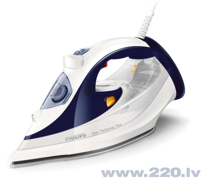 Philips GC4506/20 Azur Performer Plus | balts-zils
