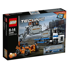 Konstruktors LEGO® Technic Container Yard 42062