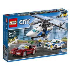 Konstruktors LEGO® City High-speed Chase 60138 цена и информация | LEGO | 220.lv