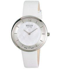 Sieviešu rokas pulkstenis BOCCIA TITANIUM 3244-01 cena un informācija | Sieviešu pulksteņi | 220.lv