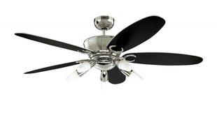 Griestu lampa - ventilators Arius cena un informācija | Griestu lampas-ventilatori | 220.lv