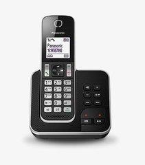 PANASONIC KX-TGD320JTB, Melns cena un informācija | Stacionārie telefoni | 220.lv