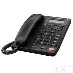 Panasonic KX-TS620EXB, Melns