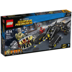 76055  LEGO®  Comics Super Heroes Batman Killer Croc Схватка в канализации