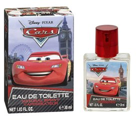 Tualetes ūdens Disney Cars edt 30 ml