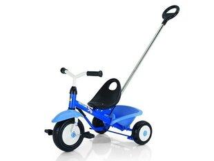 Трехколесный велосипед  Kettler FUNTRIKE WALDI blue цена и информация   Трехколесные велосипеды   220.lv