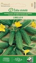 Īsaugļu gurķi Lilbelle H cena un informācija | Dārzeņu, ogu sēklas | 220.lv