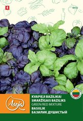 Baziliks /Basil fine leaved/ Green/Red Mixture, ASEJA, 0.5 g, 10132 (4)