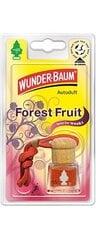 Auto gaisa atsvaidzinātājs pudele Wunder-Baum Forest Fruit