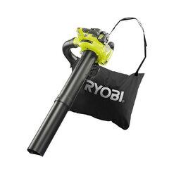 Бензиновая воздуходувка Ryobi RBV26B цена и информация | Пылесосы для сбора листьев, измельчители сучьев | 220.lv