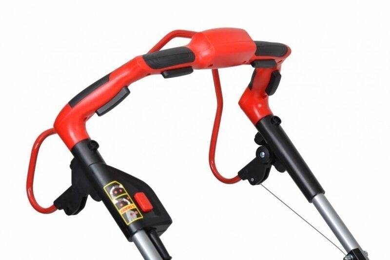 Akumulatora pļaujmašīna Hecht 5051 cena