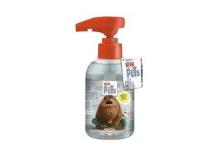Šķidrās roku ziepes bērniem The Secret Life Of Pets Talking 250 ml