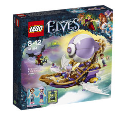 Конструктор LEGO®  Elves Aira's Airship & the Amulet Chase 41184
