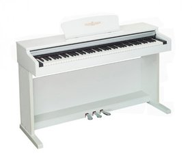 LiveStar DK-300 цифровое пианино (белое)