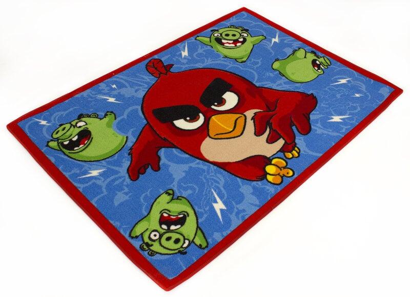 Bērnu paklājs AW Angry Birds 02