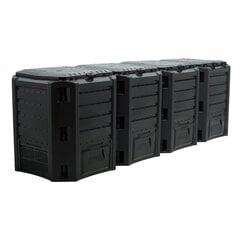 Komposta kaste IKLM-1600C cena un informācija | Komposta kastes un āra konteineri | 220.lv