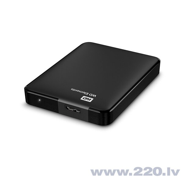 WD Elements 3TB USB3.0 2.5'' lētāk