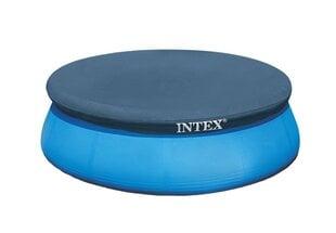 Baseina pārsegs Intex, 244 cm cena un informācija | Āra baseini | 220.lv