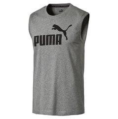 Vīriešu T-krekls Puma ESS No-1 SL cena un informācija | Sporta apģērbs | 220.lv