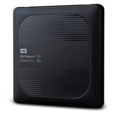 External HDD WD My Passport Wireless Pro 2.5'' 1TB WiFi Black