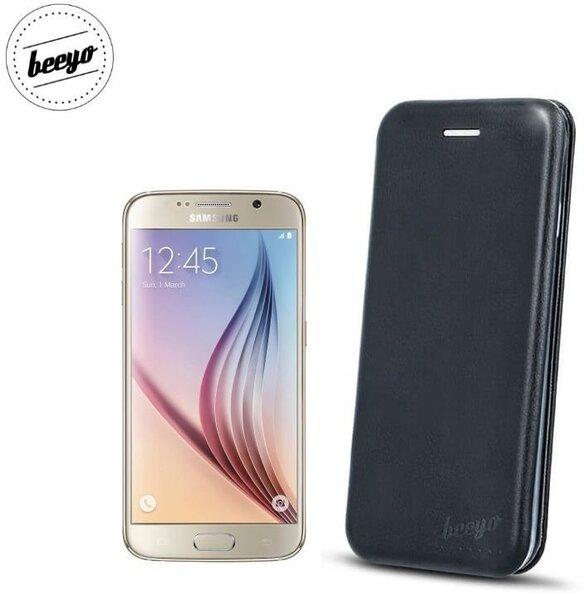Чехол-книжка Beeyo Diva Series для Samsung Galaxy S6 (G920F) Черный