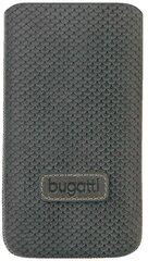 Telefona maciņš Bugatti PERFECT SCALE Apple iPhone 4, pelēka